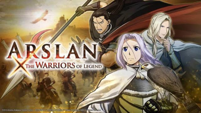 Arslan Senki - Anime Tentang Perang Terbaik dan Terkeren (Dari Jaman Kerajaan sampai Masa Depan)