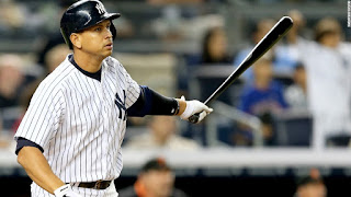 Alex Rodriguez Fantasy Baseball
