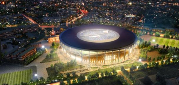 12 Stadion untuk Piala Dunia 2018 Rusia