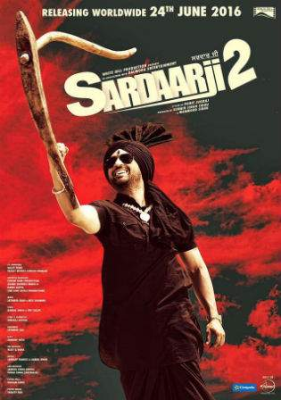 Sardaar ji 2 (2016) HDRip 480p Full Punjabi Movie 425MB Watch Online Full Movie Download bolly4u