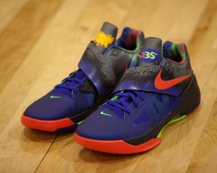 4c81a83ed805 KD already twitted that the KD4 Nerf willl be released this Dec 17... I  cant wait to get my hands on a pair of NERF!