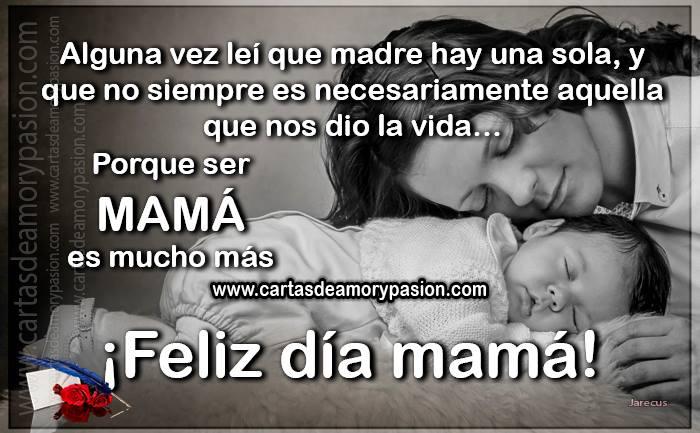 """""""Mamá"""" es la primera palabra que articulamos en nuestra niñez, casi sin ser conscientes que es a esa persona a la que siempre recurriremos en busca de consuelo, de un abrazo, de una palabra de aliento…"""
