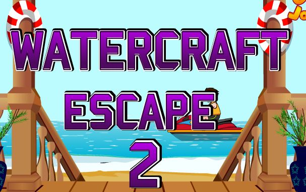 Watercraft Escape 2 Walkthrough