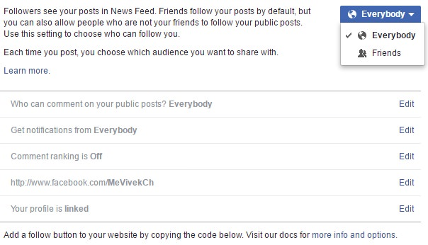How to get my facebook friends to follow me on instagram