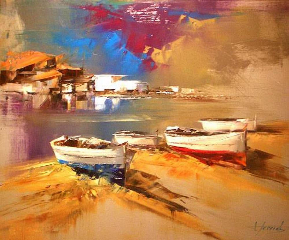 Pintura moderna y fotograf a art stica modernos cuadros - Cuadros pintados con spray ...