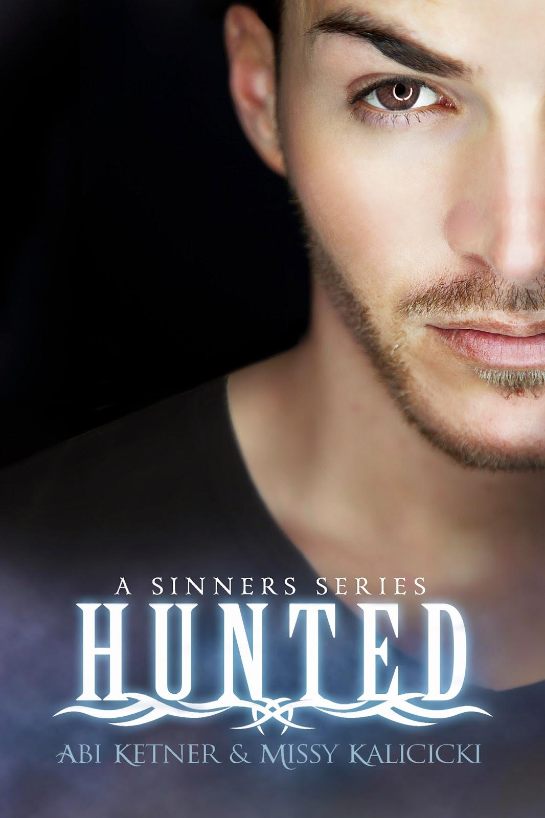 Cover Reveal: Hunted by Abi Ketner & Missy Kalicicki