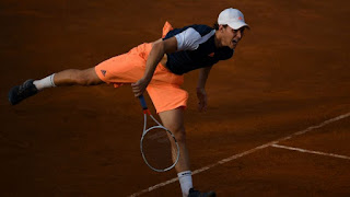 Thiem beats seven-time Rome champion Nadal