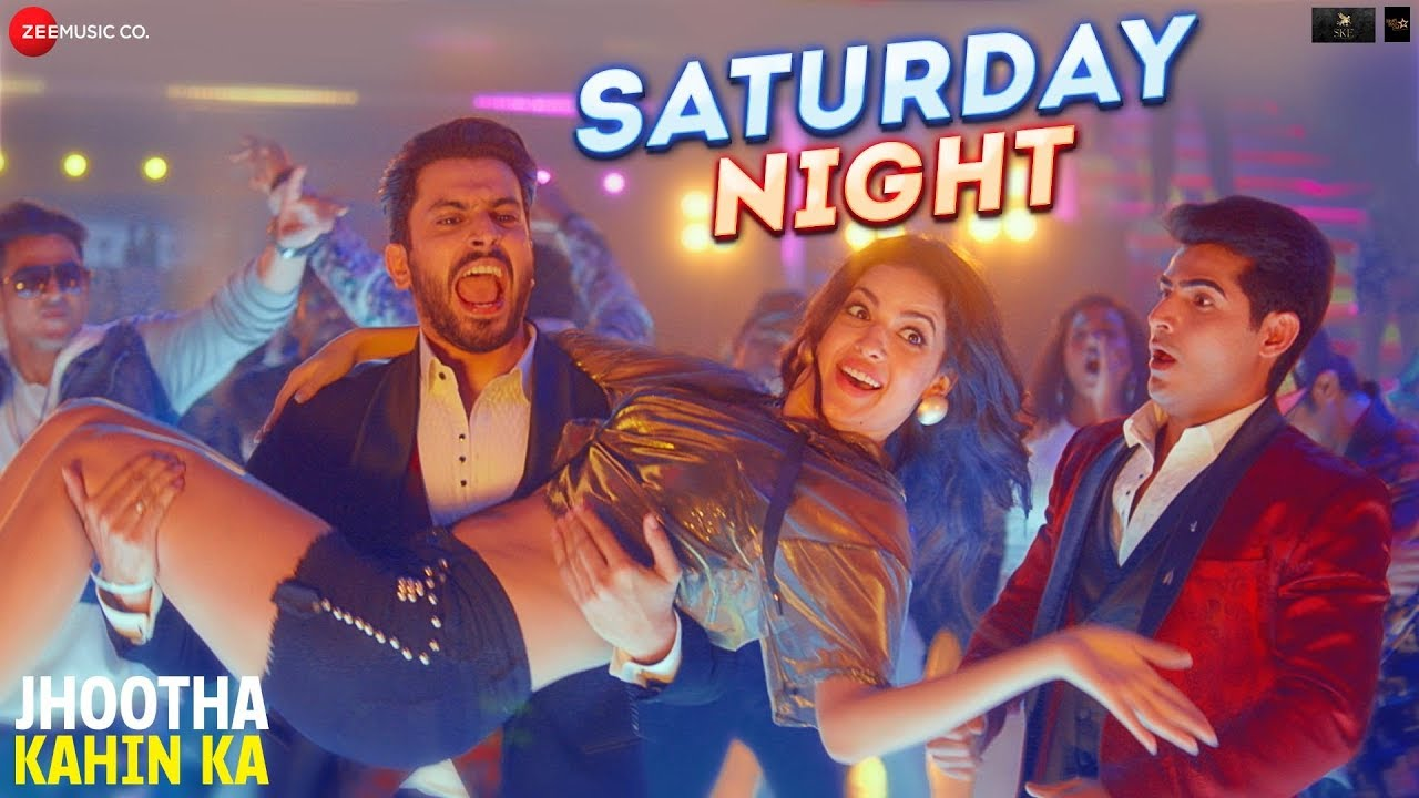Saturday Night Lyrics, Neeraj Shridhar