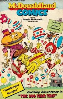McDonaldland Comics #101
