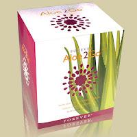 Джобно алое - кутия /Forever Aloe2Go - box/