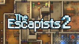 The Escapists 2 PS4 Wallpaper