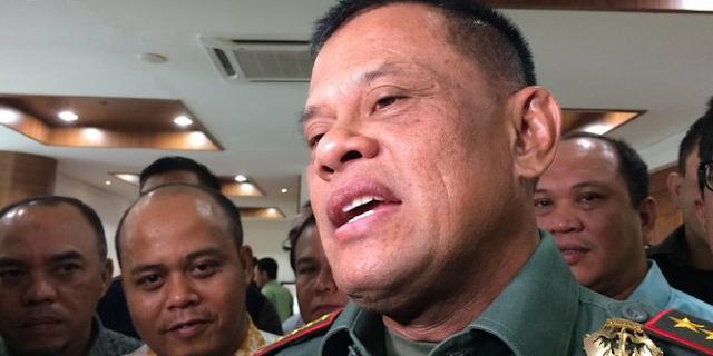 Panglima TNI soal nobar G30S/PKI: Menhan tak punya kewenangan terhadap saya