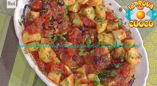 Baccalà arrecanato ricetta Serpe da Prova del Cuoco
