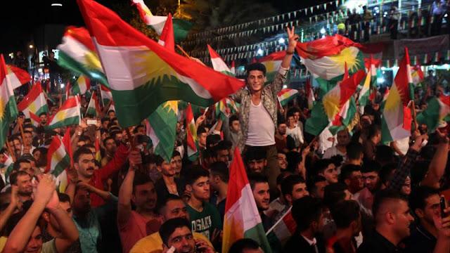 Israel apoya consulta kurda para crear un mini Israel cerca de Irán