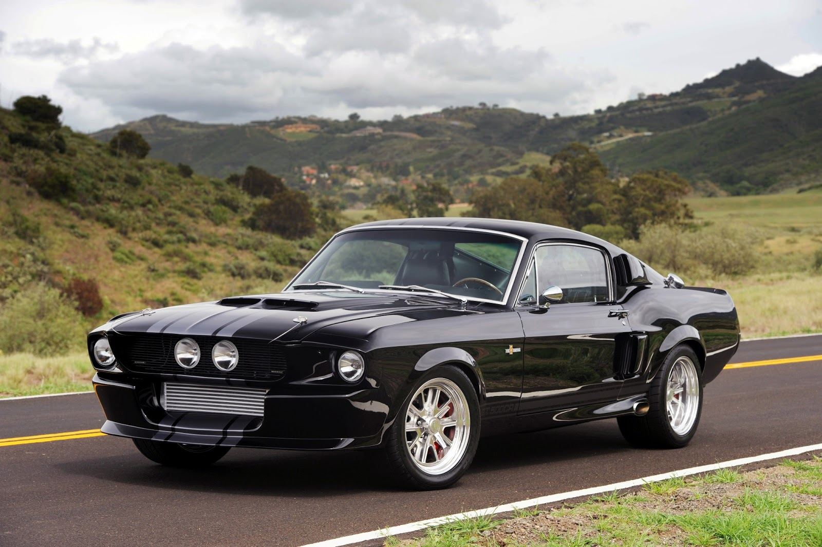 Ford Mustang Shelby GT 500 1967 - Welcome to Expert Drivers