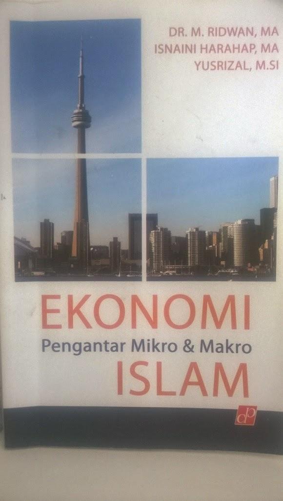 Ebook Ekonomi Makro Islam