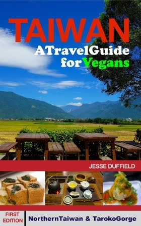 Taiwan Travel Guide for Vegans