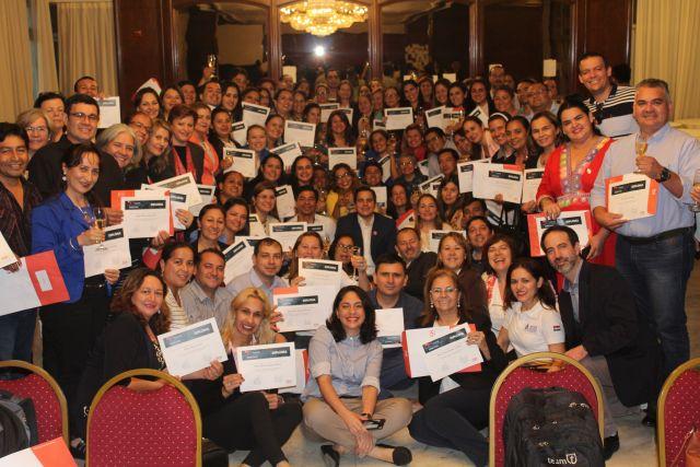 Finaliza programa de cooperación chileno-paraguayo