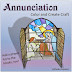 Annunciation Prayer Craft {Easy Color & Create}