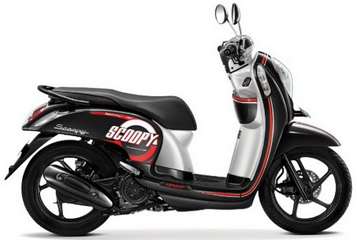 Warna Scoopy Paling Laris