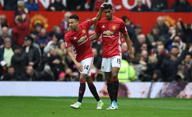 Ternyata Mourinho Suka Kebingungan Antara Memainkan Rasford Atau Lingard