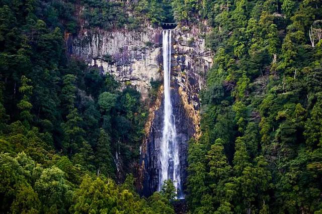 Cachoeira Nachi – Japão