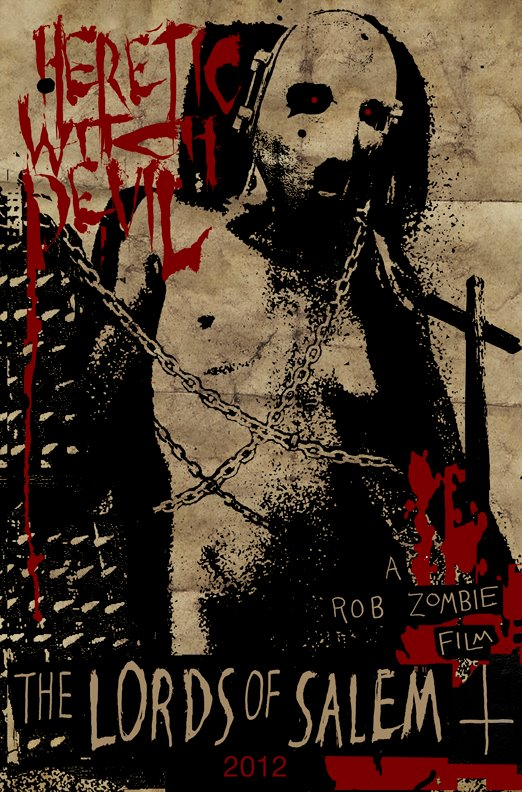 The Lords of Salem affiche