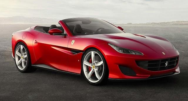 Kenalkan Ferrari Portofino, Pengganti California T Yang Super Keren