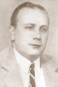 El seleccionador español de ajedrez en 1958, Vicente Almirall Castells
