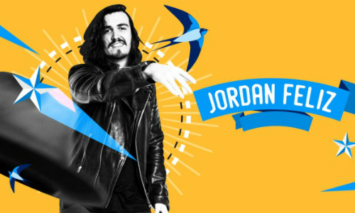 Jordan Feliz Seattle Concert May 18, 2017.