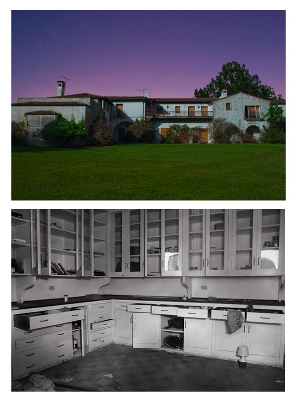 Casa abandonada de Steve Jobs