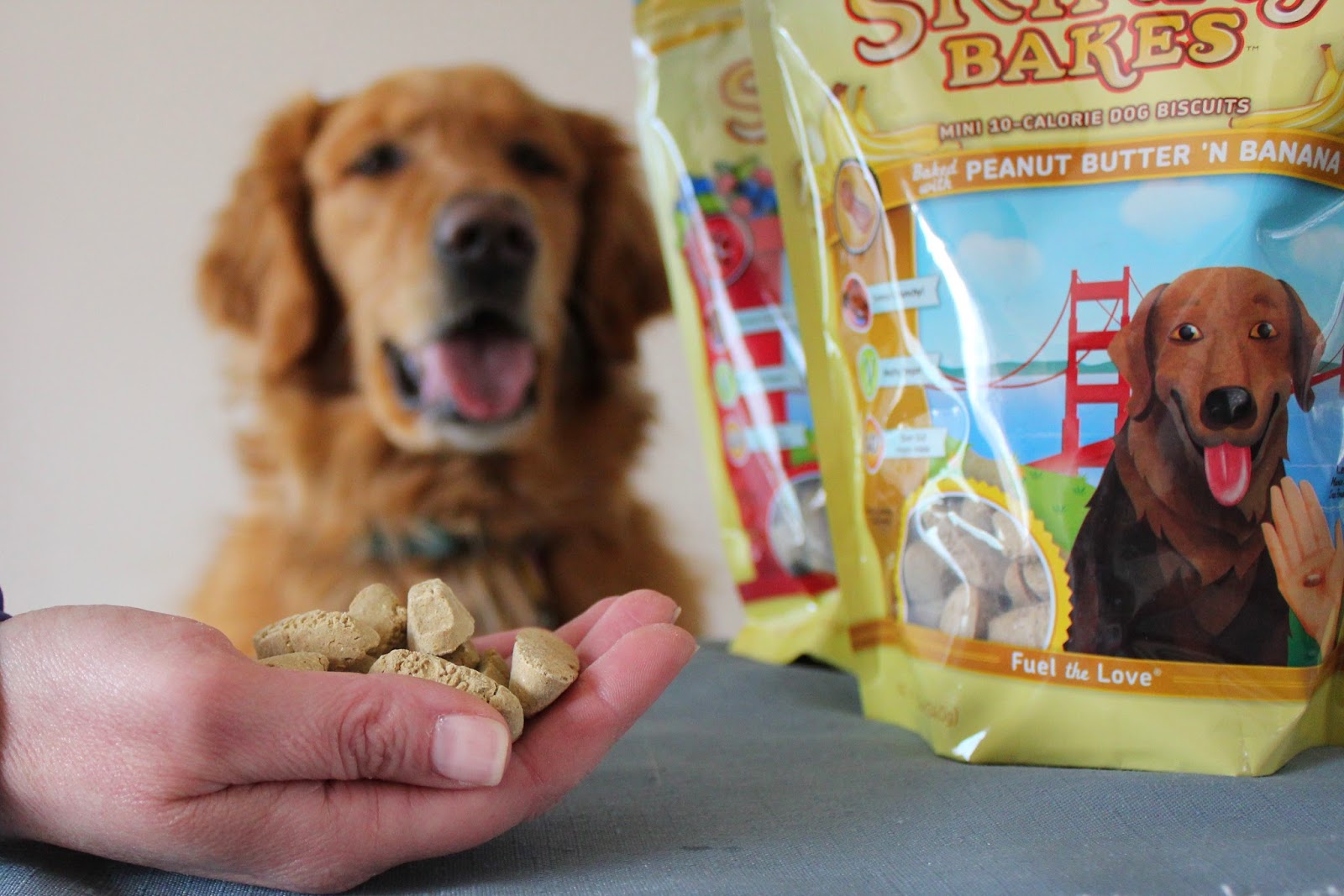 Zukes skinny bakes low calorie dog treats giveaway