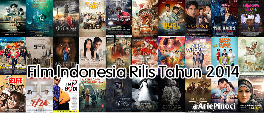 Daftar Film Indonesia Rilis Bioskop Tahun 2014 ^ - Arie ...