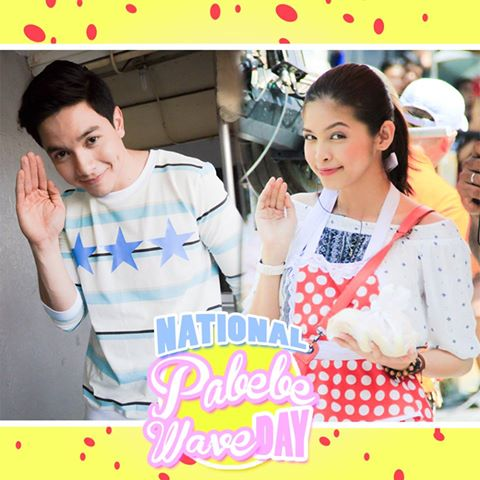 Aldub national pabebe day