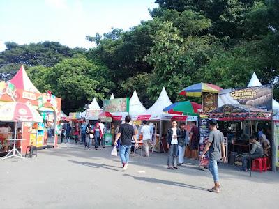 Nuansa Kuliner Tempo Dulu dalam Gelaran SICF 2018