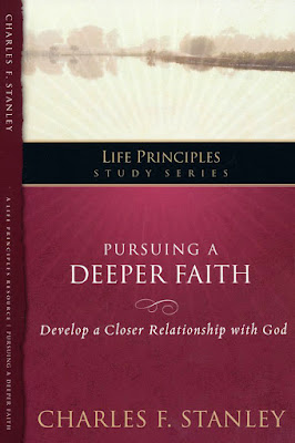 Pursuing a Deeper Faith by Charles Stanley Daily Favor Blog