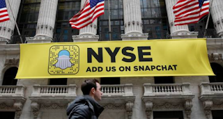 Snap's Offer Of Voteless Shares Angers Big Investors