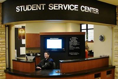 مشروع مركز خدمات طلاب وكافه التفاصيل