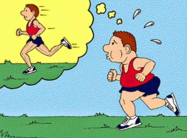 program de slabit prin alergare