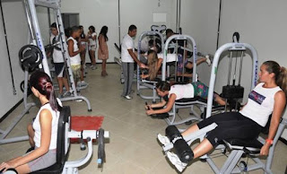 CREF10 flagra 24 academias em situação irregular no sertão do estado