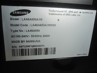 SAMSUNG SERVICE LCD LED TV 021 4098 1105 IMG_5894
