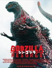 pelicula Godzilla Resurge (Shin Gojira) (2016)