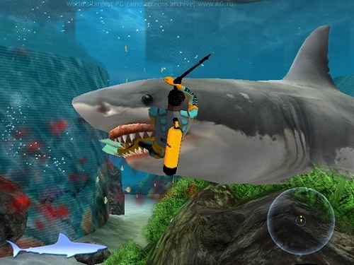 JAWS Unleashed Pc Game
