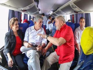 Ricardo Coutinho é imprescindível para disputar vaga no Senado, diz Lula