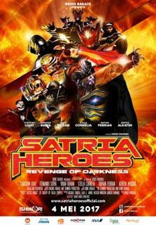 Download Film Satria Heroes Revenge of Darkness (2017) Full Movie
