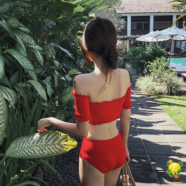 Cua hang ban bikini tai Son Tay