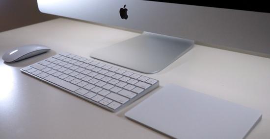 iMac 2016 detail