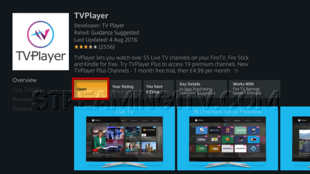 you tv player free download