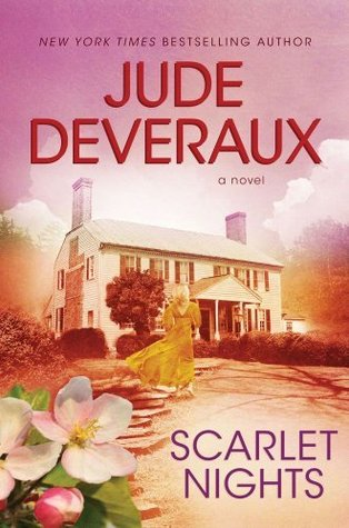 Scarlet Nights by Jude Deveraux (2010, Hardcover)