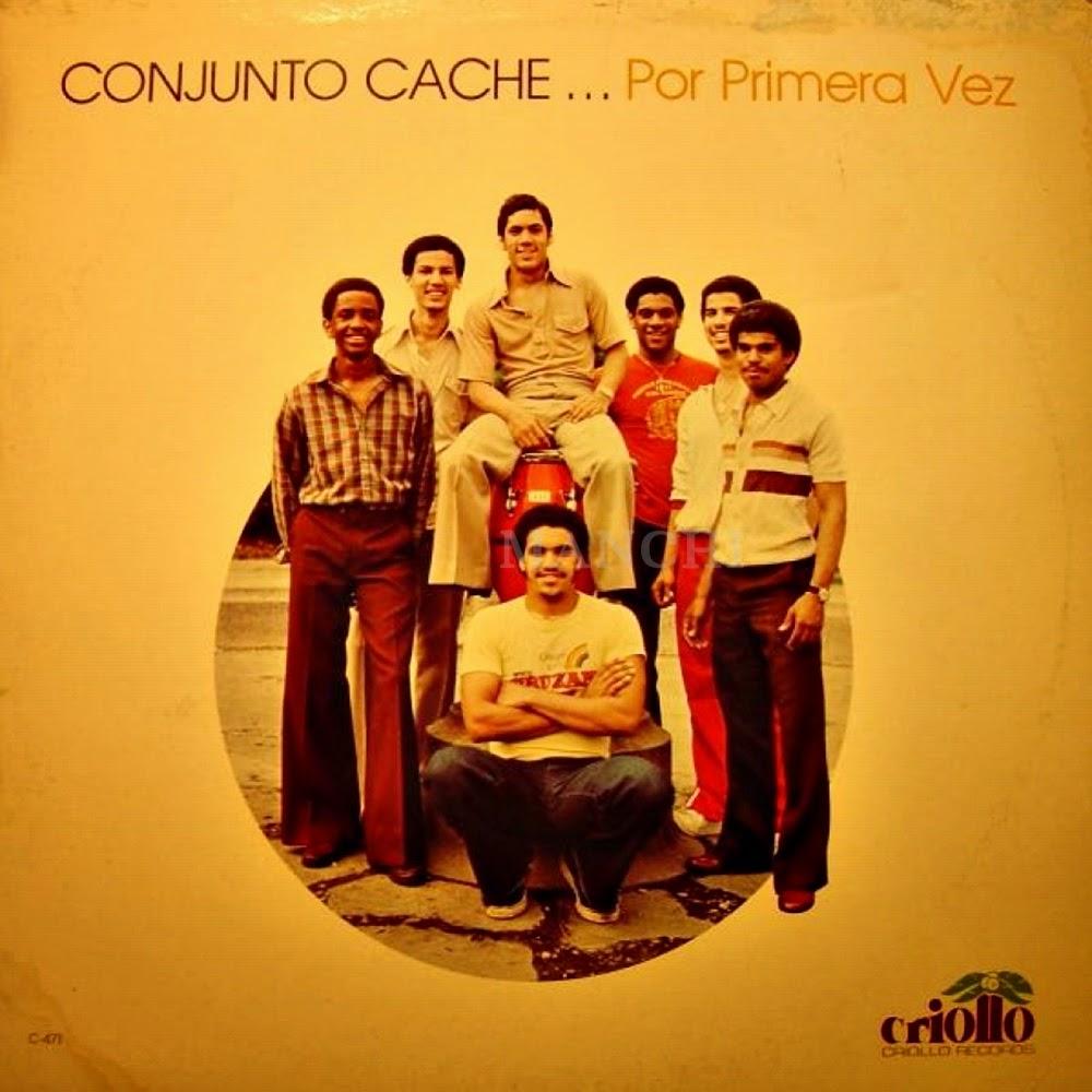POR PRIMERA VEZ - CONJUNTO CACHE (1979)